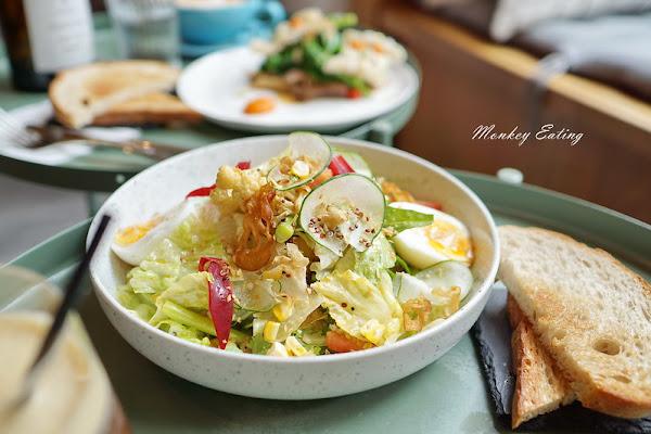 卉HUI Café法式甜點早午餐 藏身街巷優雅法式早午餐 手作法式甜點 近台中二中