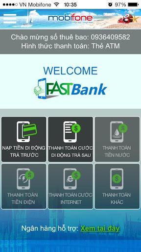 FastBank - MobiFone