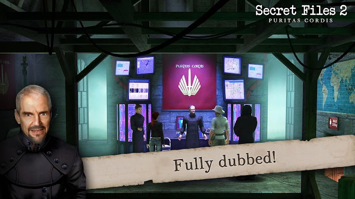 Secret Files 2: Puritas Cordis Screenshot Image