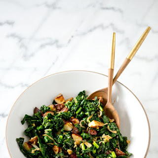 Kale and Roasted Potato Salad