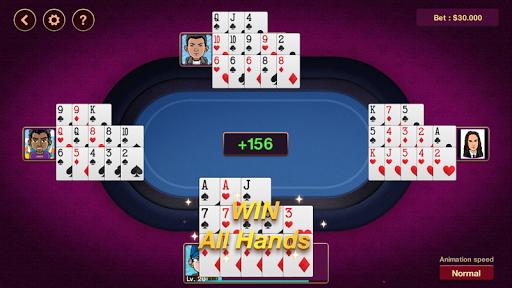 Chinese Poker Offline 1.0.2 screenshots 8