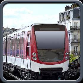 Paris Metro Train Simulator