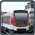 Paris Metro Train Simulator icon