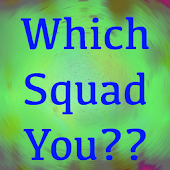 Play Quiz - Which Squad Character Belong To You? Android APK Download Free By IsolateGame