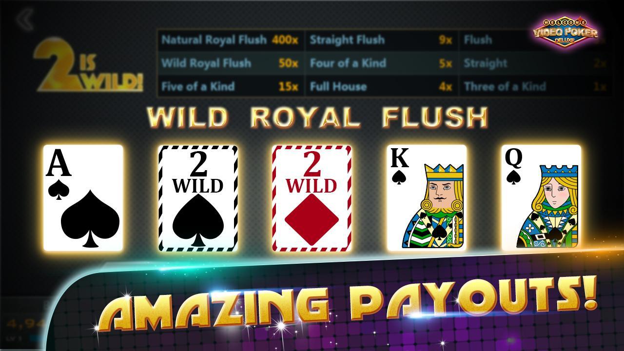 Apollo poker game