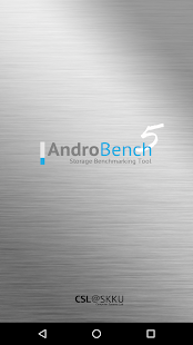 Androbench (Storage Benchmark)- screenshot thumbnail