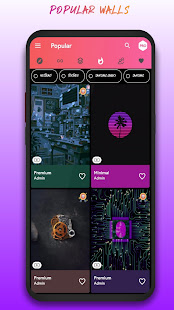 Download LiveDrops - 4K Live Wallpapers & HD Backgrounds For PC Windows and Mac apk screenshot 6