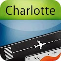 Charlotte Airport + Radar CLT icon