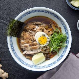 Chicken Noodle Ramen.
