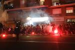 ? ? Geen supporters welkom in het stadion? Dan verzamelen fans toch rond Mestalla?