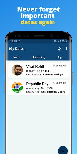 Age Calculator by Date of Birth screenshots 2