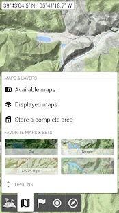 All-In-One Offline Maps +- screenshot thumbnail