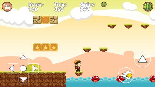 Naru's World Jungle Adventure 2.0 screenshots 9