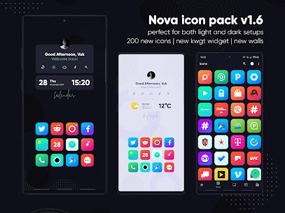 Nova Icon Pack – Rounded Square Icons v5.1 [Patched] 1