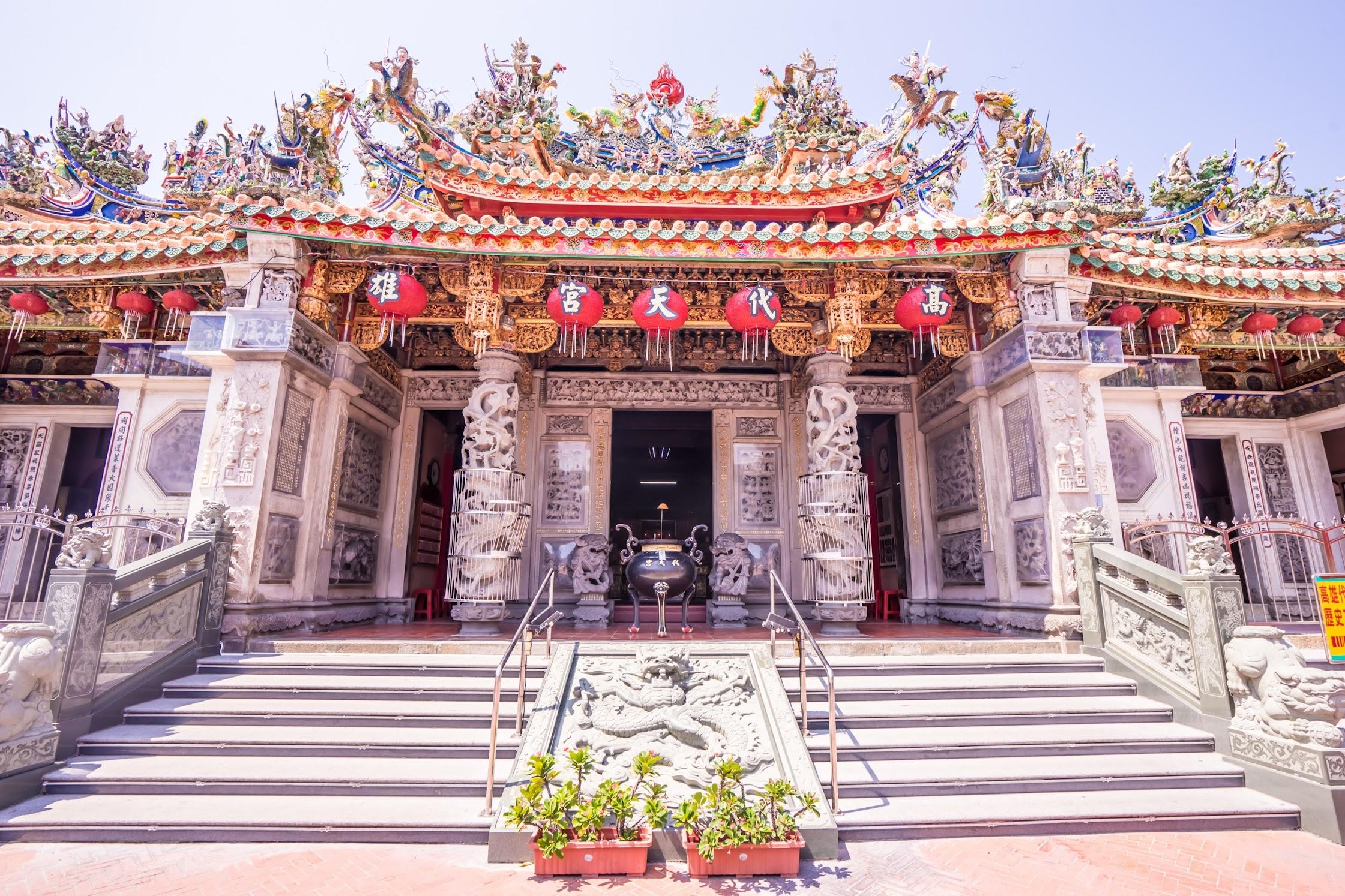 Kaohsiung Gushan Daitian Temple2