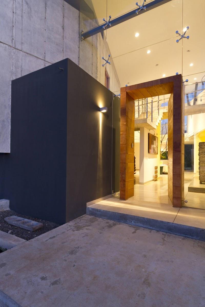 Casa Anapanasati - Aarcano Arquitectura