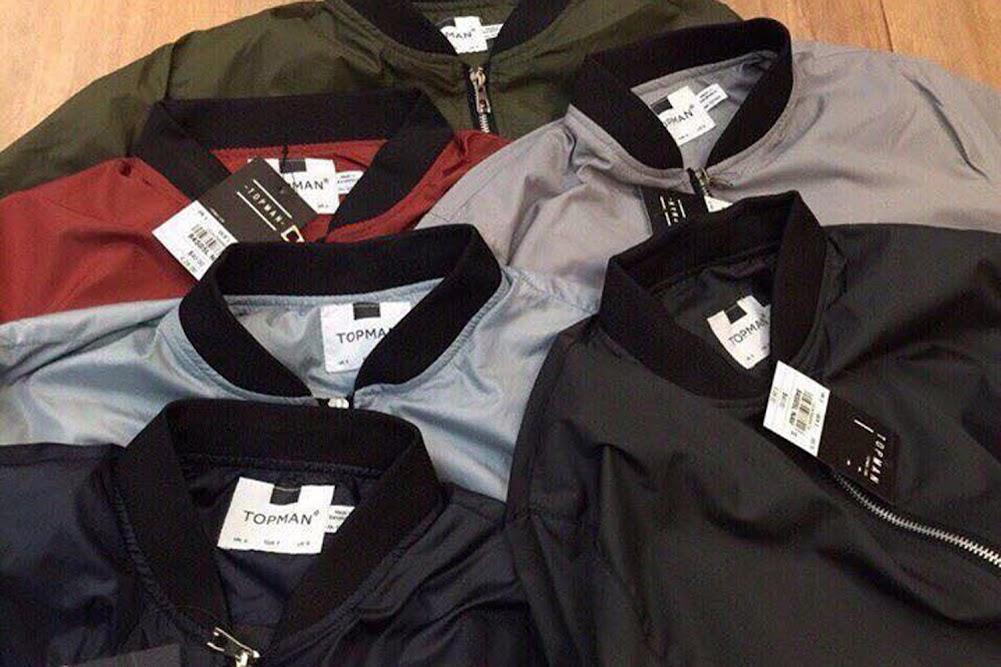 áo khoác gió hàng việt nam xuất khẩu