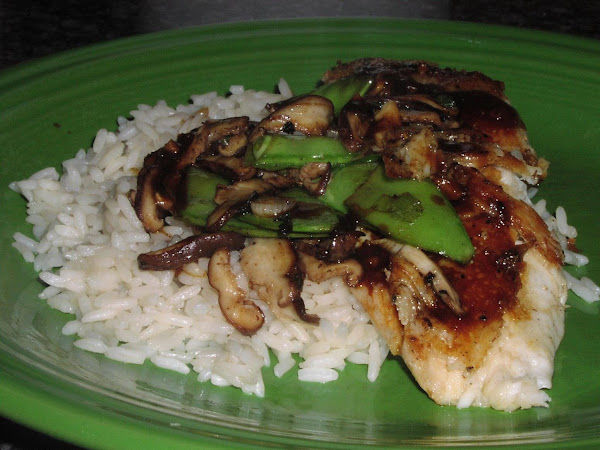 Hoisin Tilapia Recipe