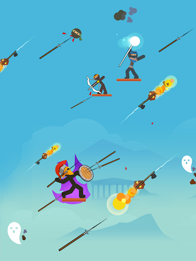 The Warrior - Top Stickman 1.1.3 screenshots 9