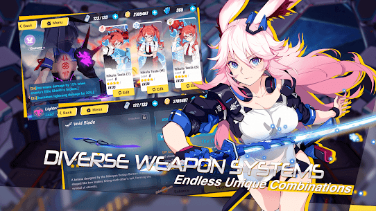 Honkai Impact 3 MOD (Weak Enemy/HP+ATTACK/Infinite Skill/Auto Battle) 6