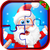 Christmas Jigsaw Puzzle Educational Game