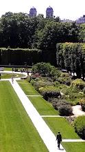 Photo: Rodin Museum garden