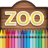 Zoo Coloring Book