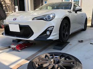 86 ZN6 H24年式  GTのタイヤのカスタム事例画像 h1g@5h1-Rさんの2018年11月17日11:39の投稿