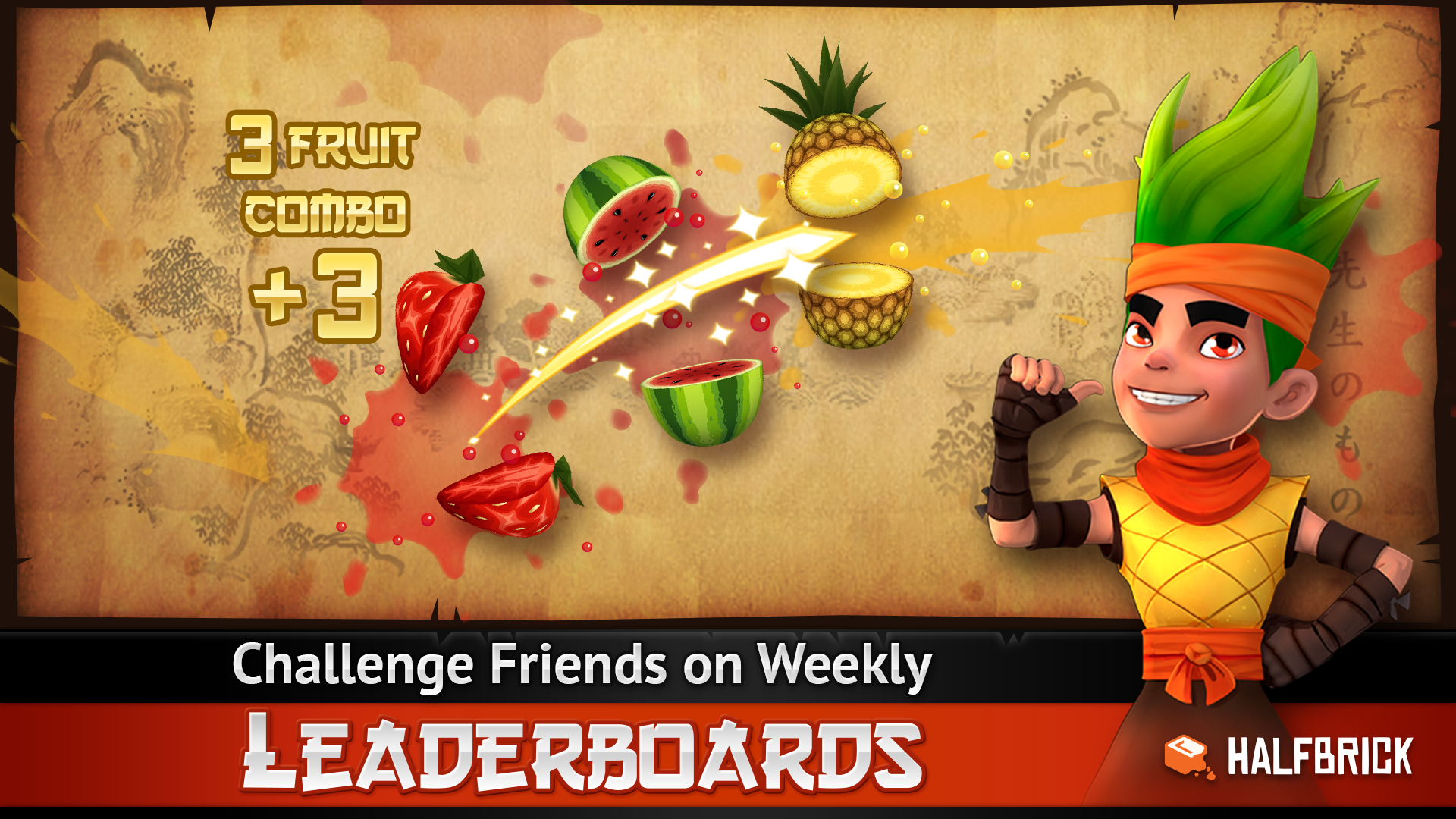 Fruit Ninja screenshot #14