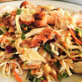 7 Ingredient Thai Chopped Chicken Salad.