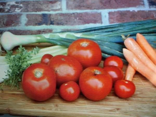 Vegetable Juice By Eddie