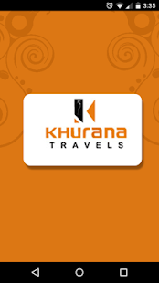 Khurana Travels Android Apps On Google Play