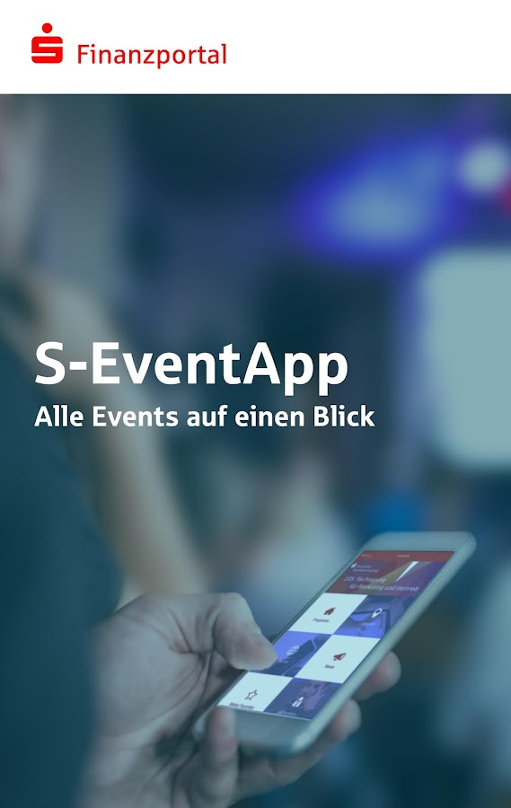 S-EventApp- screenshot