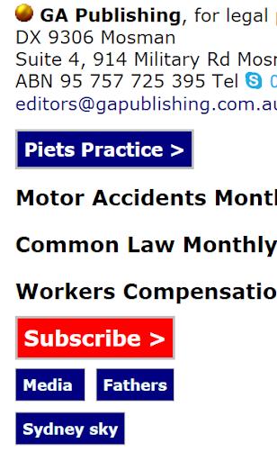 GA Publishing Professional