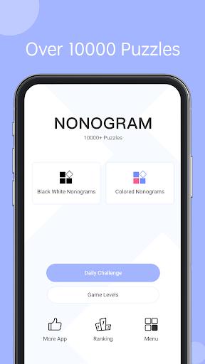 Nonogram - picture cross puzzle game filehippodl screenshot 1