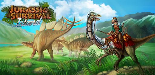 Jurassic Survival Island: Dinosaurs & Craft - Apps on Google