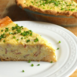 Crescent Quiche Recipes