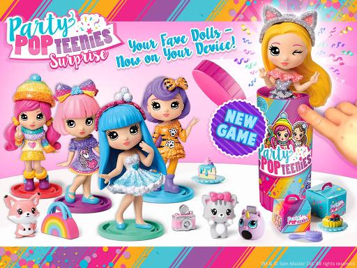 Party Popteenies Surprise - Rainbow Pop Fiesta 1.0.97 screenshots 11