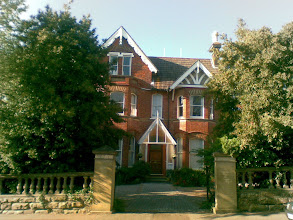 Photo: The house of me host family in Hastings.