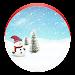 Wallpaper  Christmas icon