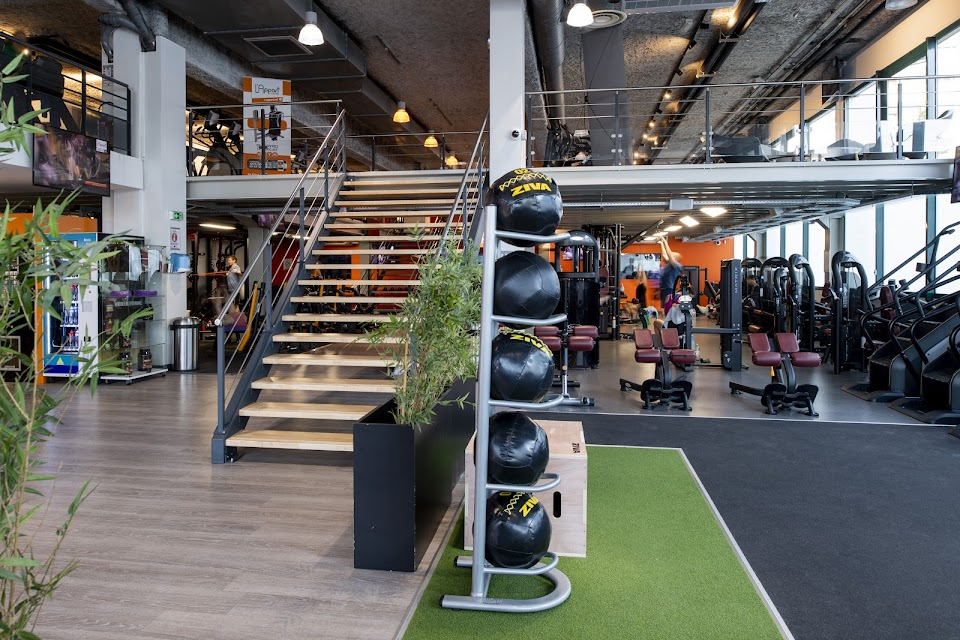 L'Appart Fitness gym