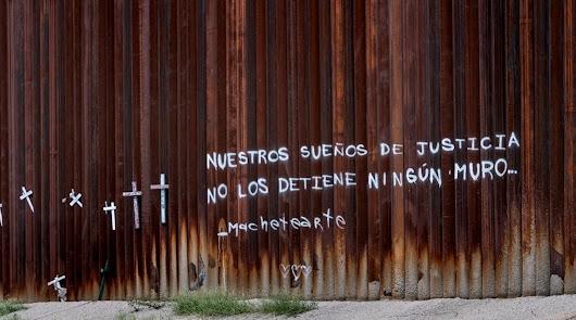 Muros de odio