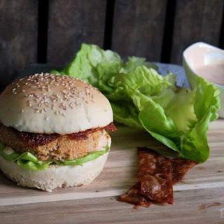 Vegetarian Chicken Burger Recipes