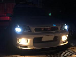 レガシィツーリングワゴン BH5 平成11年式 GT-B E-turnのランプのカスタム事例画像 こっちゃんさんの2019年01月09日18:11の投稿