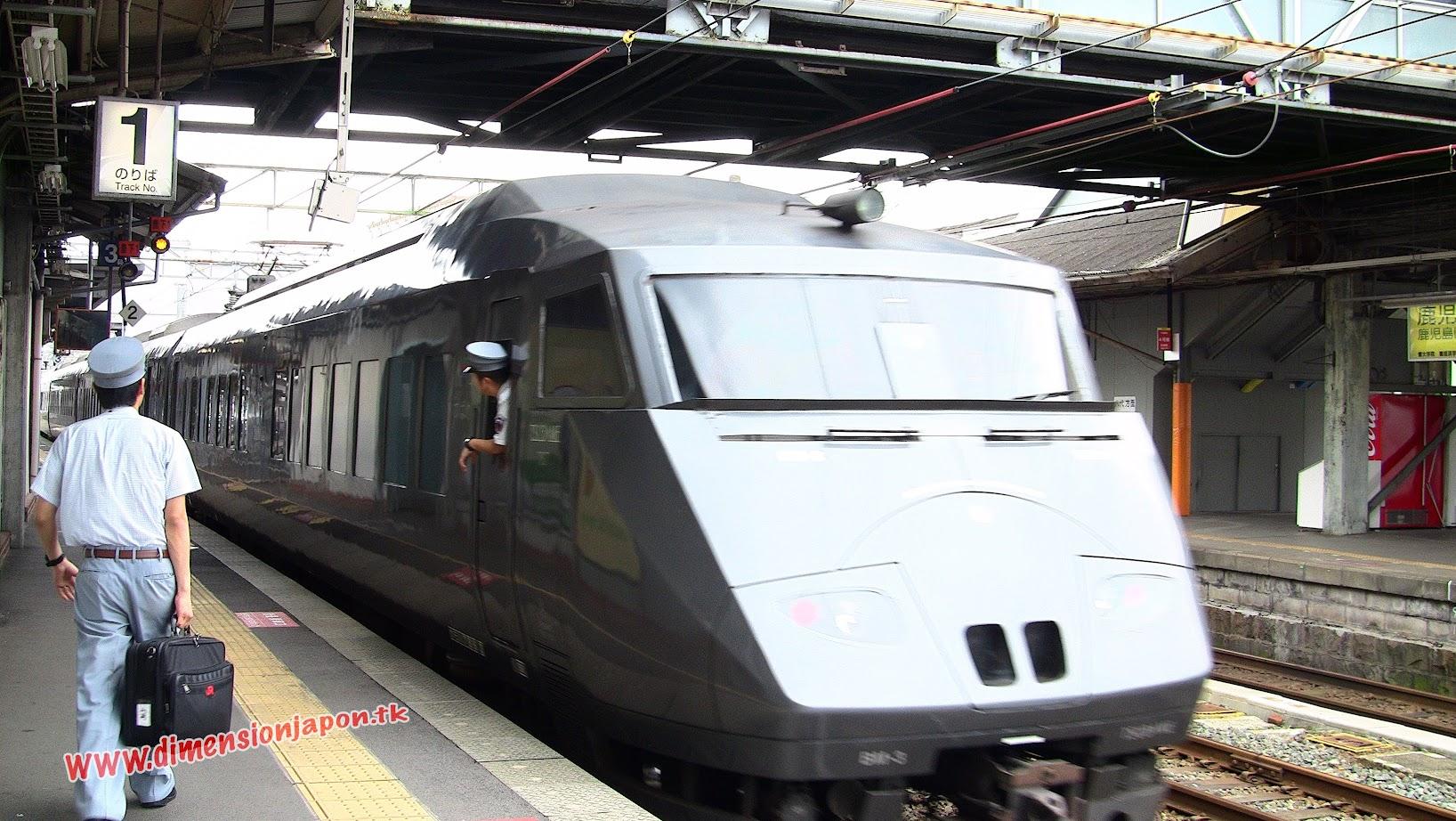 IMG_0563 Tsubame recien llegado a Kumamoto (Fukuoka-Kumamoto) 15-07-2010