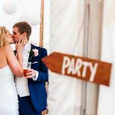 Wedding photographer Aaron Collett (AaronCollett). Photo of 07.04.2017
