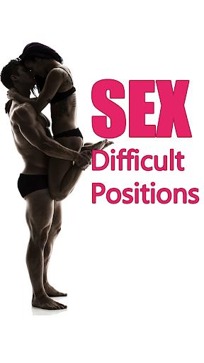 18 歳以上の困難なセックスの体位
