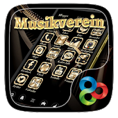 Musikverein Go Launcher Theme