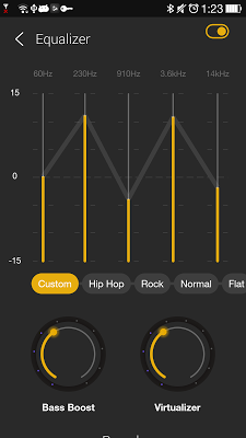 Music Player-Master Mp3 Player - screenshot