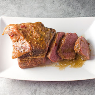 Beer-Braised Corned Beef